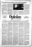The Opinion Volume 22 Number 9 – March 4, 1982 by The Opinion