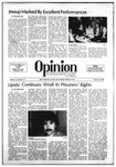 The Opinion Volume 22 Number 10 – March 17, 1982