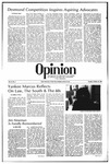 The Opinion Volume 23 Number 4 – October 26, 1982 by The Opinion