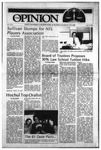 The Opinion Volume 23 Number 10 – March 9, 1983 by The Opinion