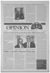 The Opinion Volume 30 Number 11 – March 21, 1990
