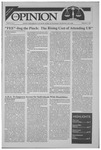 The Opinion Volume 31 Number 3 – September 11, 1990