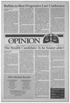 The Opinion Volume 31 Number 4 – September 25, 1990
