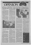 The Opinion Volume 31 Number 5 – October 9, 1990