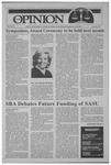 The Opinion Volume 31 Number 9 – February 5, 1991