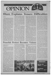 The Opinion Volume 31 Number 14 – April 30, 1991