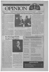 The Opinion Volume 33 Number 6 – October 27, 1992