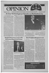 The Opinion Volume 33 Number 8 – December 1, 1992