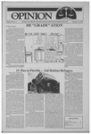 The Opinion Volume 33 Number 9 – January 19, 1993