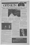 The Opinion Volume 33 Number 13 – March 3, 1993