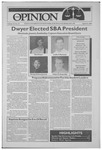 The Opinion Volume 34 Number 15 – April 19, 1994