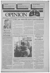 The Opinion Volume 35 Number 1 – August 30, 1994