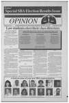 The Opinion Volume 35 Number 3 – September 28, 1994