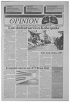 The Opinion Volume 35 Number 8 – January 26, 1995