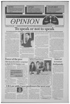 The Opinion Volume 35 Number 10 – February 22, 1995