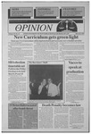 The Opinion Volume 35 Number 11 – March 8, 1995