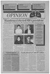 The Opinion Volume 35 Number 13 – April 3, 1995