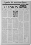The Opinion Volume 29 Number 2 – August 19, 1988