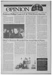 The Opinion Volume 29 Number 10 – February 21, 1989