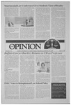The Opinion Volume 29 Number 12 – March 15, 1989