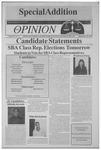 The Opinion Volume 36 Number 1a – September 26, 1995