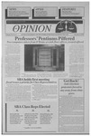 The Opinion Volume 36 Number 2 – October 3, 1995