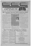 The Opinion Volume 36 Number 4 – November 1, 1995