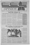 The Opinion Volume 36 Number 9 – March 13, 1996