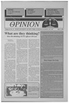The Opinion Volume 36 Number 12 – May 1, 1996