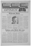 The Opinion Volume 37 Number 1 – September 12, 1996