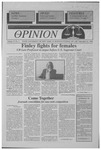 The Opinion Volume 37 Number 2 – September 26, 1996