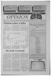 The Opinion Volume 37 Number 3 – October 9, 1996