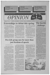 The Opinion Volume 37 Number 5 – November 13, 1996