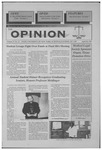 The Opinion Volume 37 Number 12 – April 30, 1997