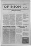 The Opinion Volume 38 Number 3 – September 23, 1997