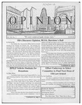The Opinion Volume 38 Number 7 – February 9, 1998 by The Opinion