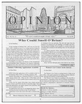 The Opinion Volume 38 Number 8 – February 16, 1998