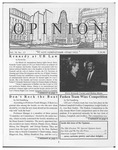 The Opinion Volume 38 Number 13 – March 30, 1998 by The Opinion