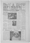 The Opinion Volume 50 Issue 6 – October 12, 1998