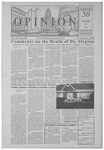 The Opinion Volume 50 Number 8 – November 2, 1998 by The Opinion
