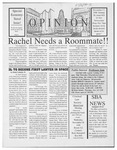 The Opinion Volume 50 Number 10 – November 17, 1998 by The Opinion