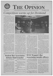 The Opinion Volume 51 Number 1 – October 18, 1999 by The Opinion