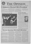 The Opinion Volume 51 Issue 9 – April 10, 2000