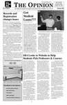 The Opinion Volume 43 Issue 3 – December 1, 2004 by The Opinion