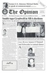 The Opinion Volume 44 Number 7 – May 1, 2006 by The Opinion