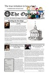 The Opinion Volume 46 Number 2 – October 1, 2008 by The Opinion