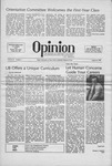The Opinion Volume 23 Number 1 – August 3, 1982