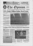 The Opinion Volume 44 Number 4 – December 1, 2005 by The Opinion