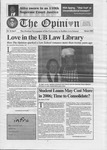 The Opinion Volume 44 Issue 5 – February 1, 2006