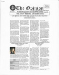 The Opinion Volume 48 Number 1 – February 1, 2010 by The Opinion
